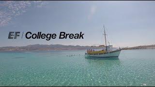 The Greek Islands: EF Ultimate Break