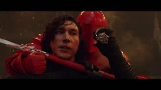 Звездные войны: Последние джедаи. Кайло и Рей против преторианской гвардии