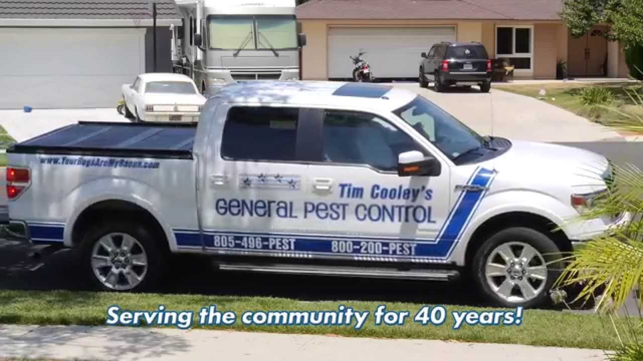 Tim Cooley's General Pest Control