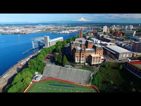 Tacoma, you're beautiful. Your art, culture, and industry; your natural beauty and grit; and not to be forgotten, your rich and diverse history make you complicated and captivating. You have been a place of birth and growth for our youngest Patriot family members and as such are truly our City of Destiny. We love Tacoma.