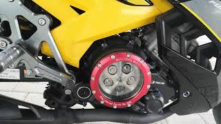 uma racing exhaust y15zr r spec - TH-Clip