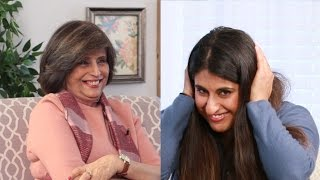 "A Pakistani-American Mother And Daughter Have ""The Talk"""