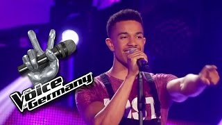 Jealous - Labrinth | Matthias Nzola Zanquila Cover | The Voice of Germany 2015 | Audition