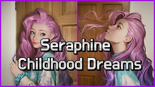 ARY - 'Childhood Dreams' (Cover by Seraphine/세라핀) MP3 Audio【Seradotwav】
