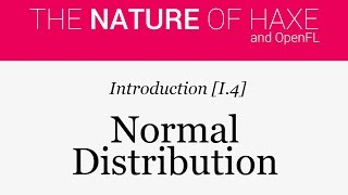 Intro 04 - Normal Distributions