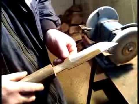 , title : 'Изготовление ножа от начала до конца'