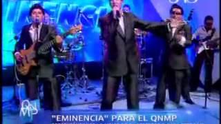VIDEO: AMOR DE MIS AMORES (en vivo QNMP)