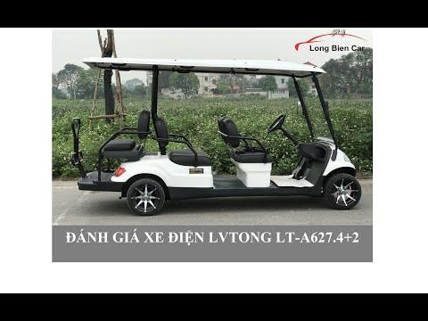 Đánh giá xe điện Lvtong LT-A627.4+2