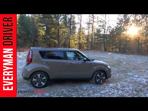 2014 Kia Soul Review on Everyman Driver