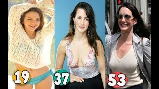 Kristin Davis ♕ Transformation From 22 To 53 Years OLD