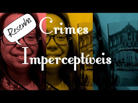 Crimes Imperceptíveis | Guillermo Martínez