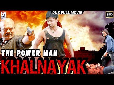 The Powerman Khalnayak - South Indian Super Dubbed Action Film - Latest HD Movie 2016
