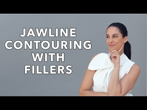 Jaw And Chin Sculpting With Fillers | Nazarian Plastic Surgery