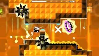 Laser room  Geometry dash Demon level Player name: heehuu12