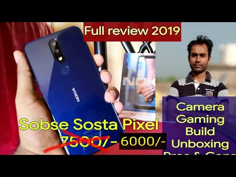 Download Unboxing Nokia 5 1 Plus Video 3GP Mp4 FLV HD Mp3 Download