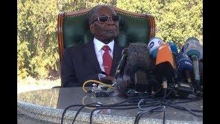 Mugabe: I won't vote for Mnangagwa - VIDEO