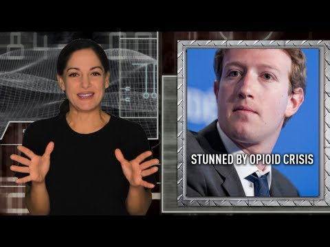Zuckerberg feigns shock over opioid crisis while Facebook sells black-market opioids