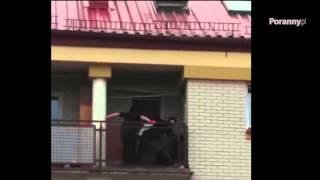 Morderstwo w Białymstoku. Policja zadusiła niepełnosprawnego