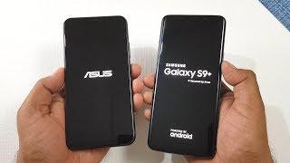 Asus Zenfone 5Z vs Samsung Galaxy S9+ Speed Test !