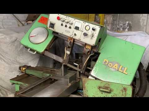 DoAll 325 mm Bandsaw Machine