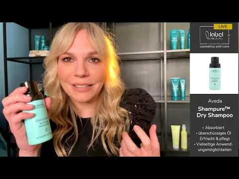 Tipps zum Shampowder™ Dry Shampoo von AVEDA