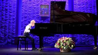 08 Доброродный Иван - Международный конкурс пианистов имени В И  Сафонова  Город Пятигорск  - 2019