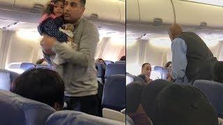 Video Ayah dan Balitanya Diusir dari Pesawat, Penumpang Protes ke Pramugari