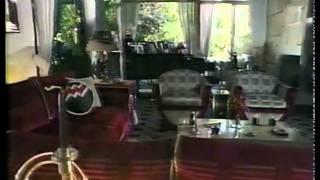 Streisand's Malibu Ranch & Art Deco Home (circa 1985)