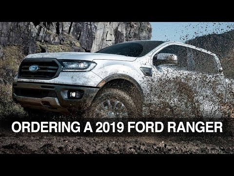 My Next Car Will Be The 2019 Ford Ranger!