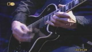 Europe - Superstitious ( Live In Sn. Petersburg , Russia 2005 )