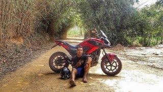 Realidade de quem tem uma moto 2 Cilindros