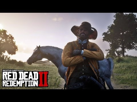 Secret Scarecrow Hat - Red Dead Redemption 2 (RDR2