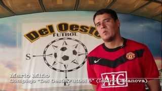 preview picture of video 'Del Oeste Fútbol 5 Isidro Casanova'