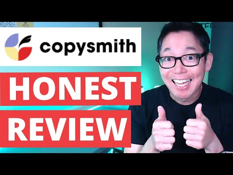 Copysmith Review 2021 | AI Generated Copy That Converts? 😲