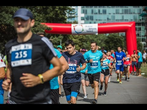 Running for the Children