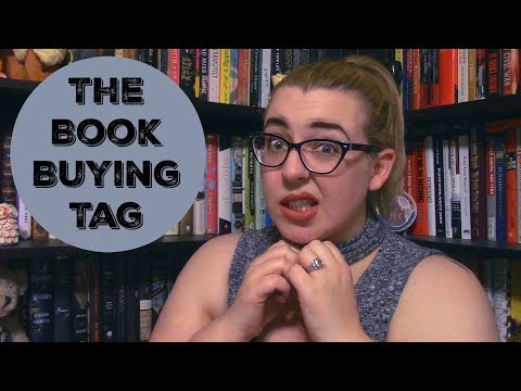 The Book Buying Tag