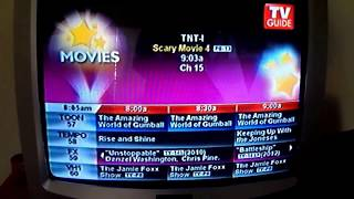 TV Guide Listings (Antigua Flow TV) (Aug 17, 2016)