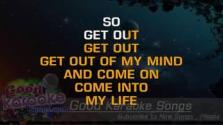 One Thing -  Alicia Keys ( Karaoke Lyrics )