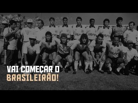 Vai começar o Brasileirão!