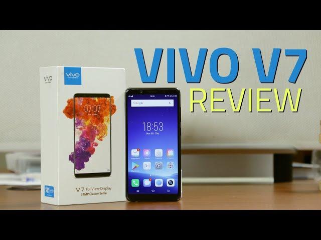 Vivo V7 Review | NDTV Gadgets360 com
