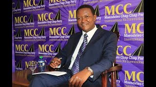 The Mandeleo Chap Chap party wants the President Uhuru to consider them for cabinet positions
