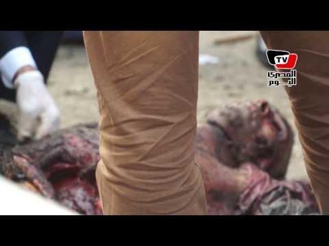 جثة «الانتحاري» المشتبه بتفجيره مديرية أمن القاهرة