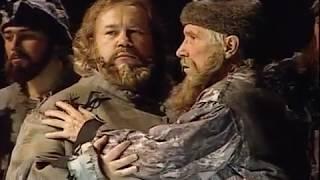 Борис Годунов (часть 2), М.Мусоргский - Красноярский государственный театр оперы и балета