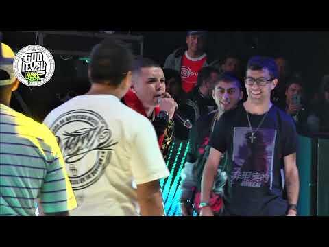 Chile vs México - Cuartos - God Level Fest Chile 2019