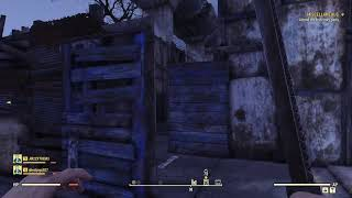 Fallout 76: Frat House Fun