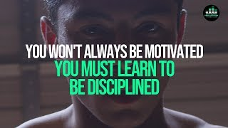 You Won't Always Be Motivated You Must Learn To Be Disciplined (Part 2/2) Ft. Denzel Washington
