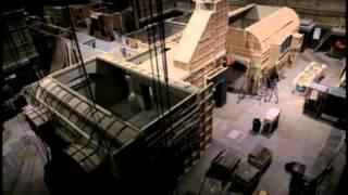 Downton Abbey - La construction des décors