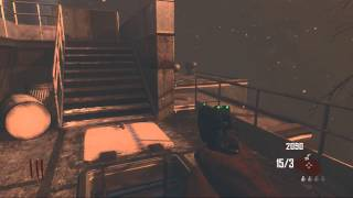 Black Ops 2 Tranzit | Getting On Top Of The Diner (How To Tips And Tricks)