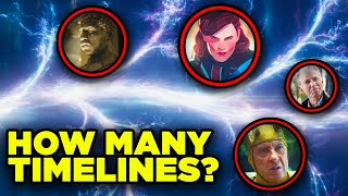 LOKI Multiverse Explosion: How Many Timelines Exist Now? | BQ