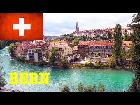 Берн - фактическая столица Швейцарии / Однодневная воскресная прогулка / SWISS BERN
